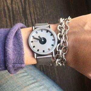 Titanium women's Boccia watch
